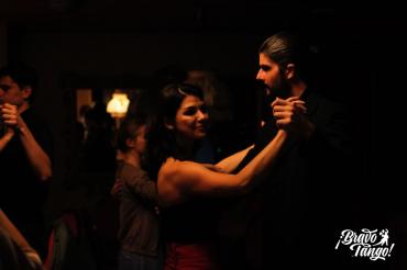 Tango dla początkujących w październiku